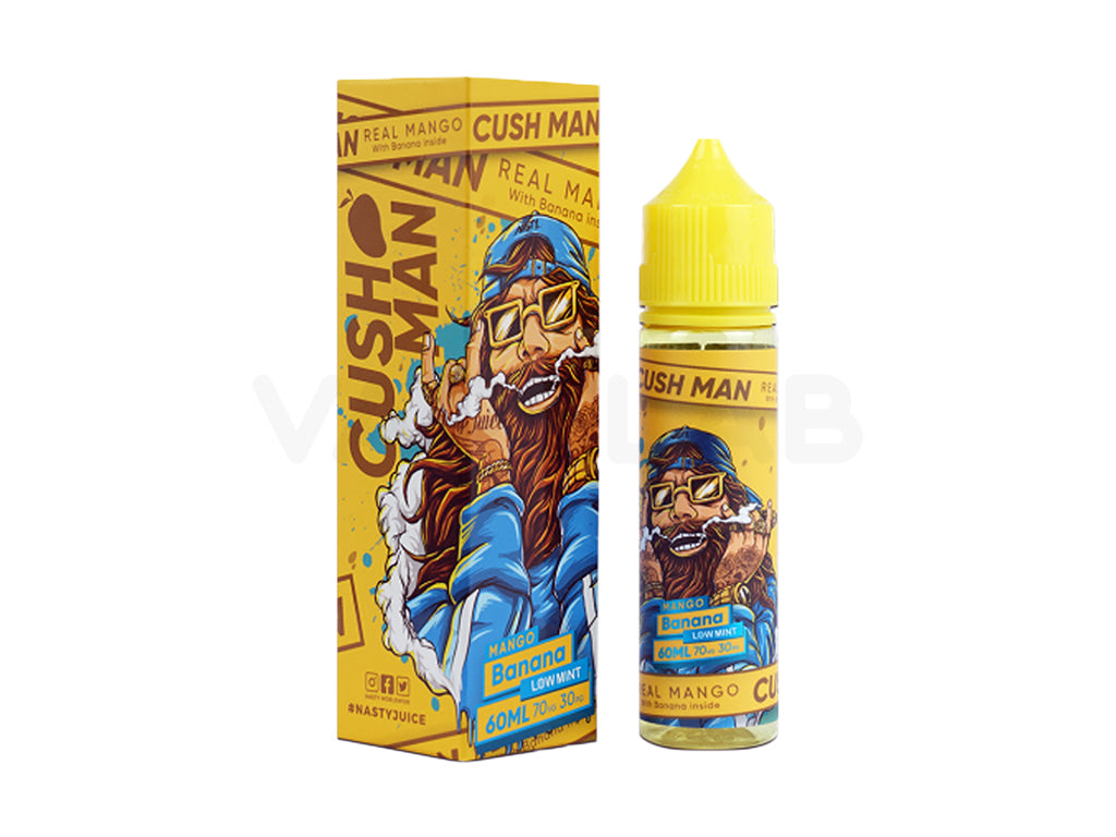 Nasty Juice - Cush Man Mango Banana