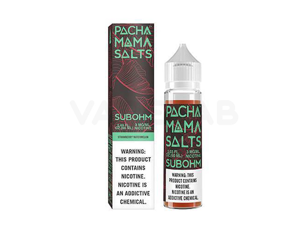 Pachamama Subohm Salts - Strawberry Watermelon