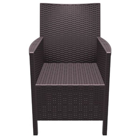 Compamia California Wickerlook Patio Chair (Set of 2)