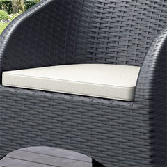 Compamia Aruba Wickerlook Patio Chair Cushion