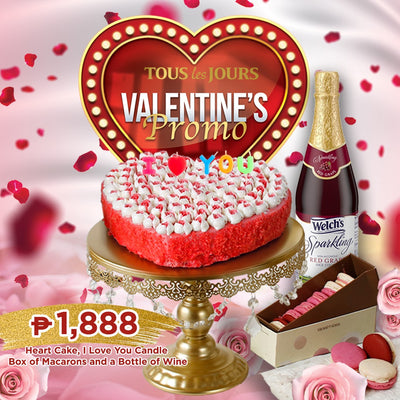Valentine's Day Promo Bundle - Trident Food