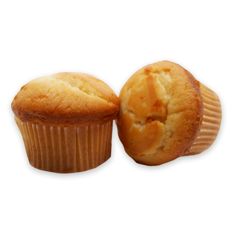 Cream Cheese Muffins - 2pcs - Trident Food
