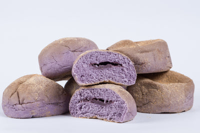 Ube Pandesal - Trident Food