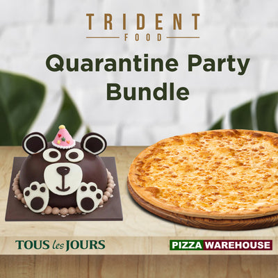 Quarantine Party Bundle 1 - Trident Food