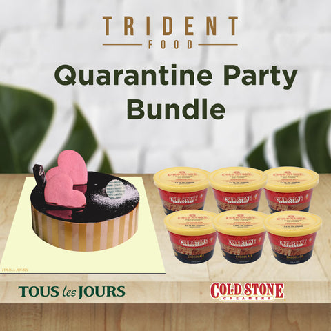 Quarantine Party Bundle 2 - Trident Food