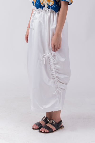 Tali Skirt White