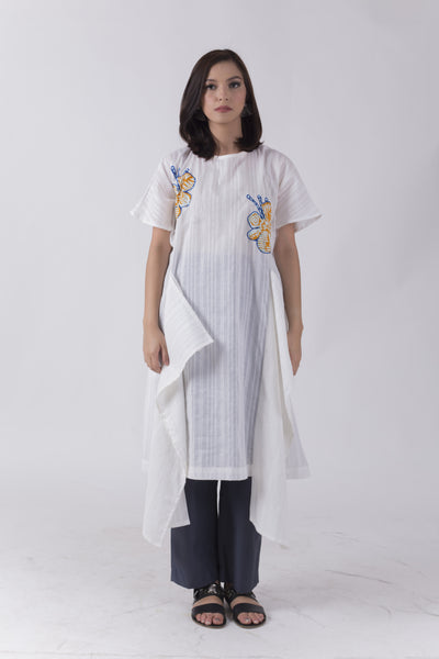 Melati Dress White