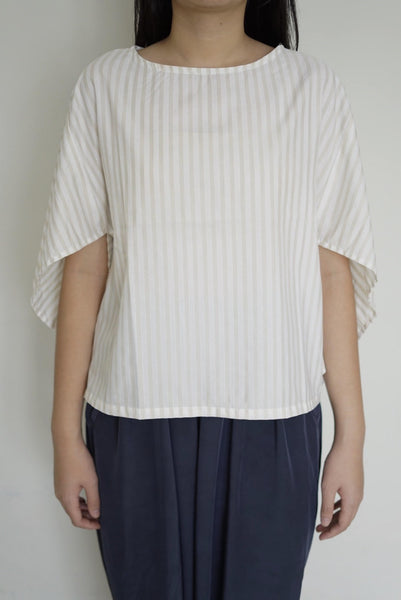 Hegemony Top Stripe