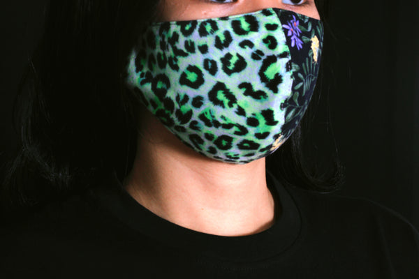 MINT BLOOM MASK