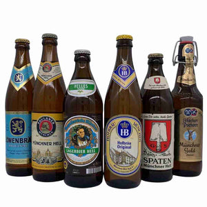 Big 6 Munich Helles Box - Bavaria Brau