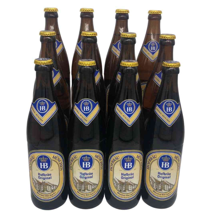 Hofbrau Helles Fridge Filler (12/24) - Bavaria Brau