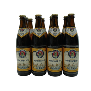 Paulaner Helles Fridge Filler (12/20) - Bavaria Brau