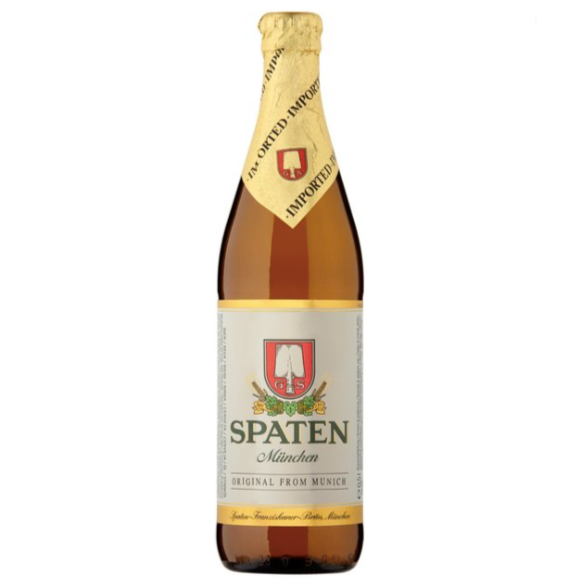 spaten helles bottle