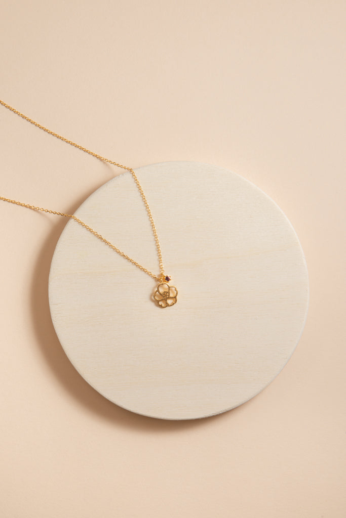 Erynn Cutout Necklace