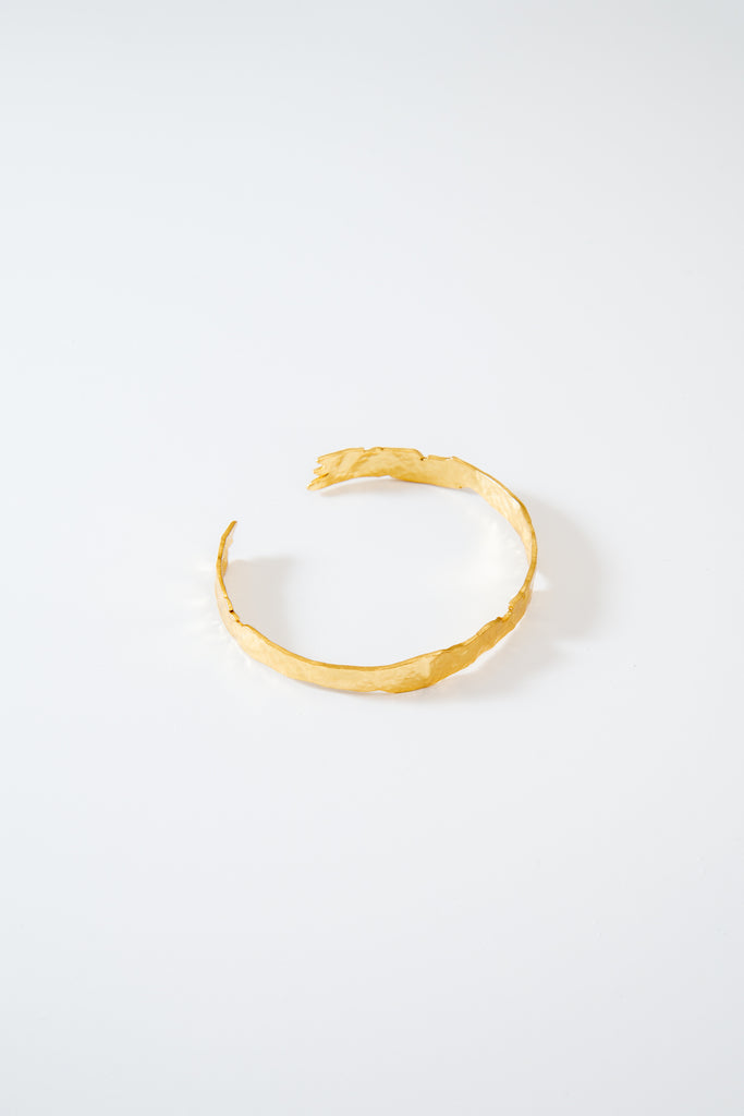 Downtown Brass Bangle