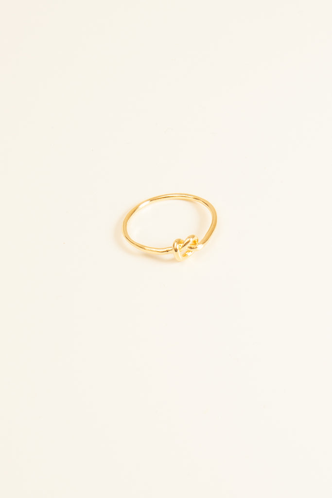 Rae Knotted Ring