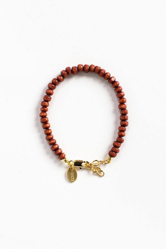 Aimee Wooden Bracelet - Mom & Daughter
