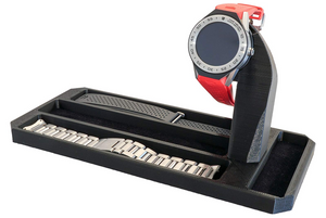 Artifex Design Stand for 2nd Generation TAG Heuer Connected Modular 41 Smartwatch Strap Combo - Artifex Design 3D