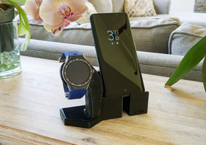 Artifex Design Stand for 2nd Generation TAG Heuer Connected Modular 45 Smartwatch, Phone Combo - Artifex Design 3D