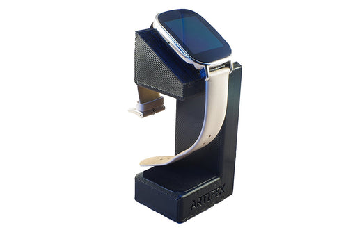 Artifex Design Stand Configured for ASUS ZenWatch 2 - Artifex Design 3D
