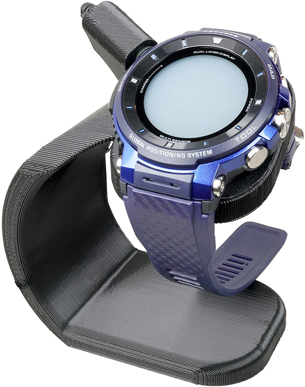 Artifex Design Stand Configured for Casio Pro Trek Touchscreen Smartwatch - Artifex Design 3D