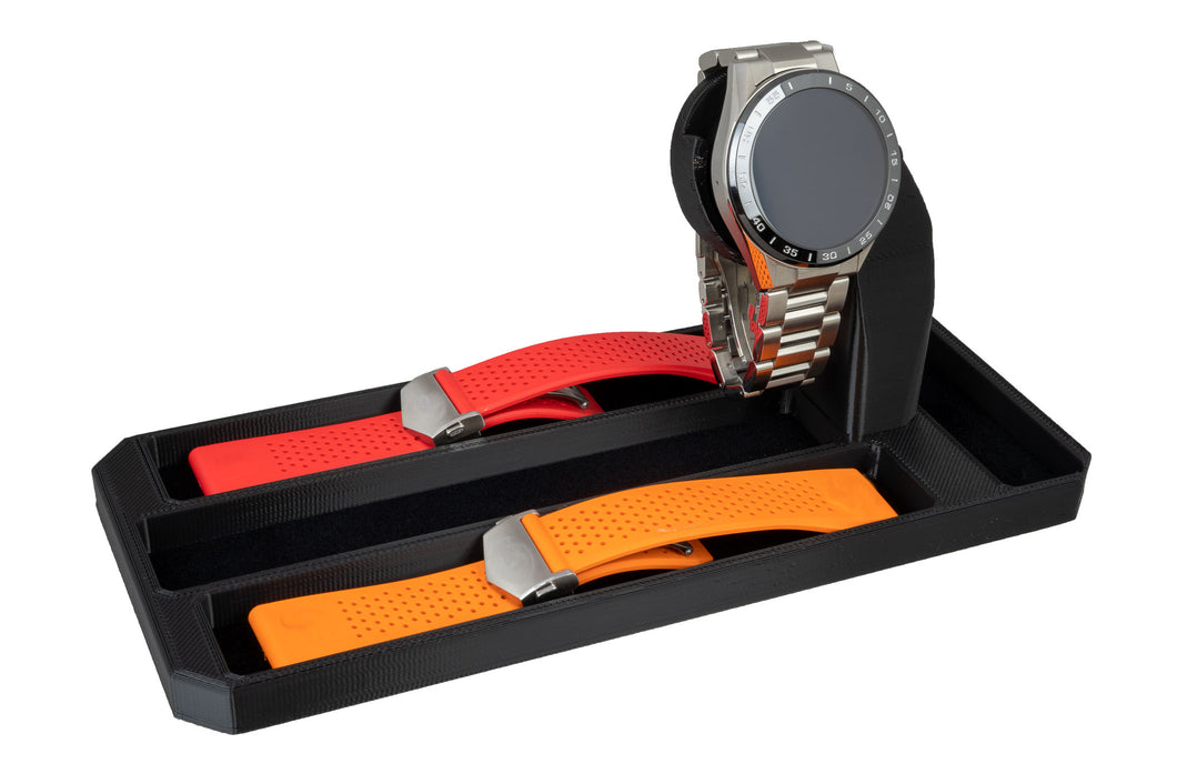 Artifex Design Stand for TAG Heuer Connected Gen 3 (2020)  Smartwatch Strap Combo (Includes USB Cable) - Artifex Design 3D