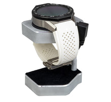 Load image into Gallery viewer, 2nd Generation TAG Heuer Connected 45 Modular Aluminum Stand (Includes USB Cable) - Artifex Design 3D