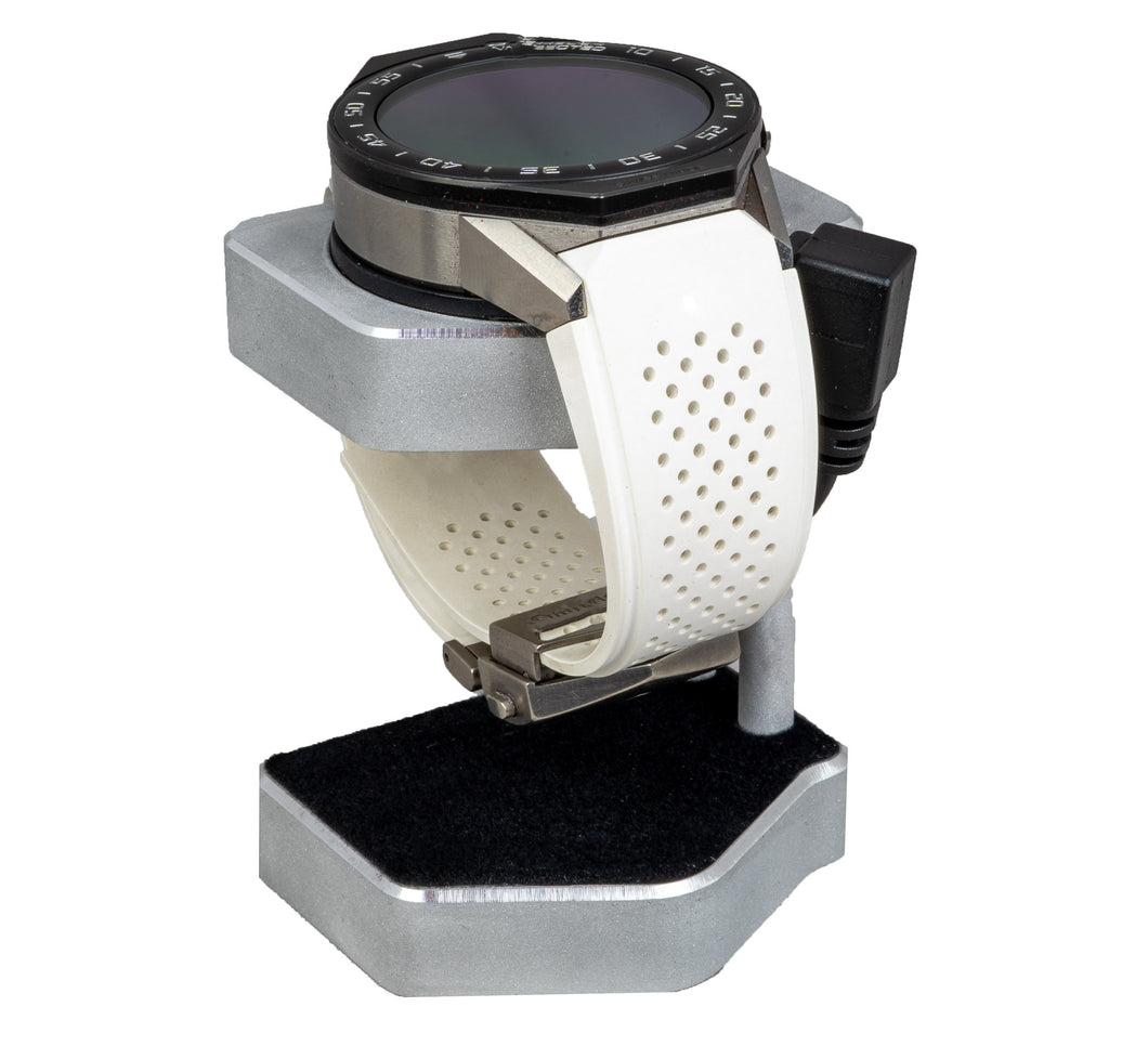 2nd Generation TAG Heuer Connected 45 Modular Aluminum Stand (Includes USB Cable) - Artifex Design 3D