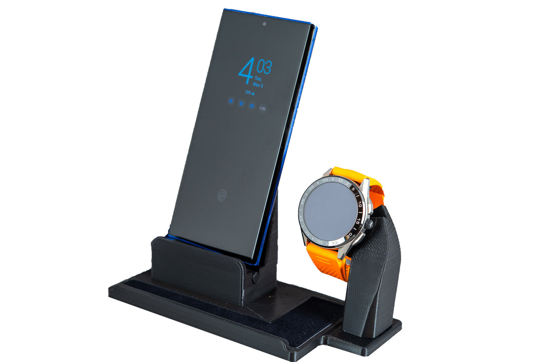 Artifex Stand for 3rd Gen TAG Heuer Connected 2020 Deluxe Combo - Artifex Design 3D