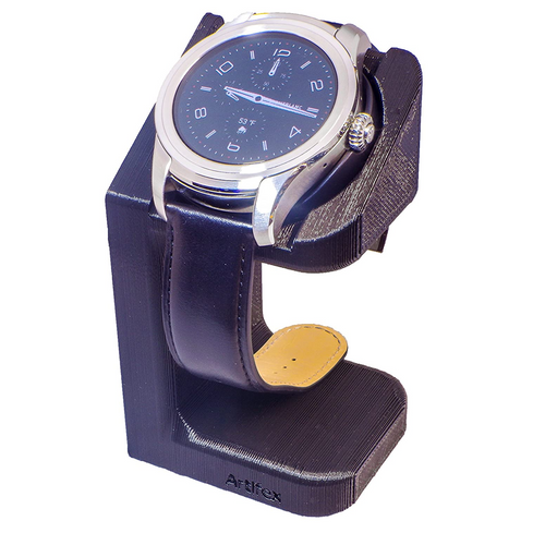 Artifex Design Stand Configured for MontBlanc Summit Smart Watch Gen 1 ONLY - Artifex Design 3D