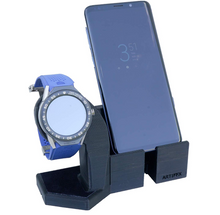 Load image into Gallery viewer, Artifex Design Stand for 2nd Generation TAG Heuer Connected Modular 45 Smartwatch, Phone Combo - Artifex Design 3D