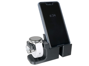 Artifex Design Stand Configured for Samsung Galaxy Active Smartwatch Phone Combo - Artifex Design 3D