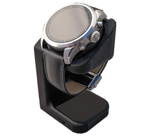 Load image into Gallery viewer, Artifex Design Stand Configured for MontBlanc Summit 2 Smartwatch, Charging Stand - Artifex Design 3D