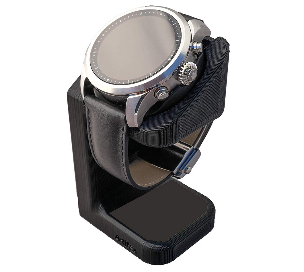 Artifex Design Stand Configured for MontBlanc Summit 2 Smartwatch, Charging Stand - Artifex Design 3D