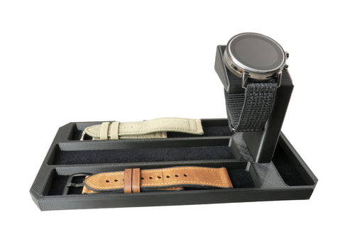 Artifex Design Stand Configured for Movado 2.0 Smartwatch Strap Holder Combo - Artifex Design 3D