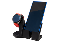 Load image into Gallery viewer, Artifex Design Stand Configured for 3rd Generation TAG Heuer Connected 2020 Phone Combo (Includes USB Cable) - Artifex Design 3D
