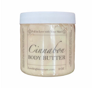 Cinnabon Body Butter
