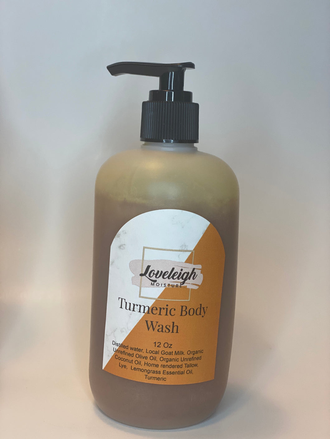 Turmeric Citrus Body Wash