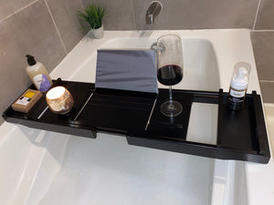 Luxury Bath Caddy Tray