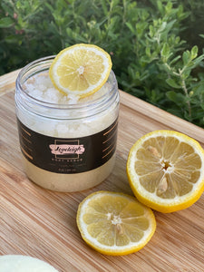 Lemon Drop Sugar Body Scrub