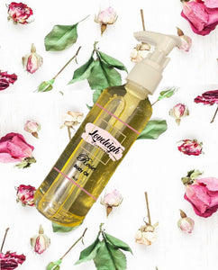 4oz Rose Bath and Body Oil