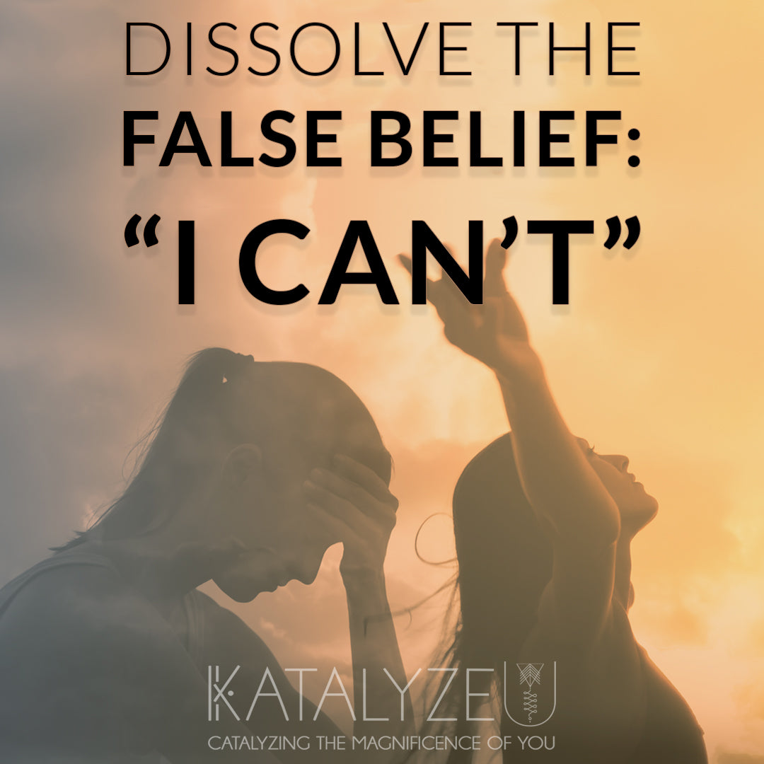 How To Dissolve the Limiting Belief