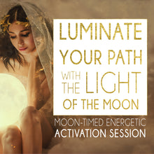 Moon Cycle Healing and Activation Session | Catalyze Your Life with the Next New Moon & Full Moon