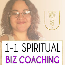 Business Coaching Session To Support Your Business Creation, or Increase Sales, Money, Clients Grounded In Spiritual Consultation