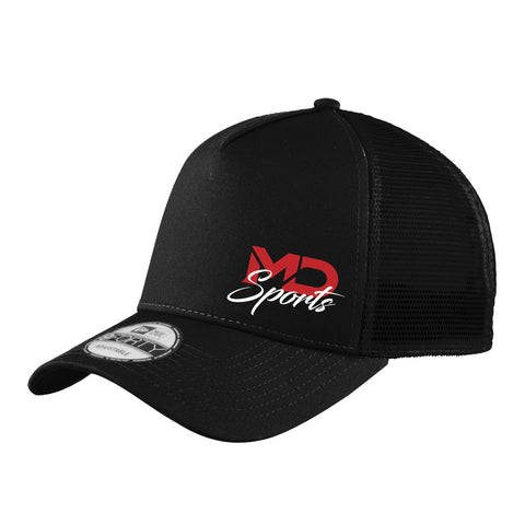 MD Sports Embroider NEW ERA Trucker Hat