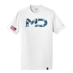 MD Camo Men's New Era T-Shirt