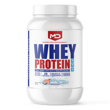 Load image into Gallery viewer, MD Whey 100% Whey Protein & Isolate Blend