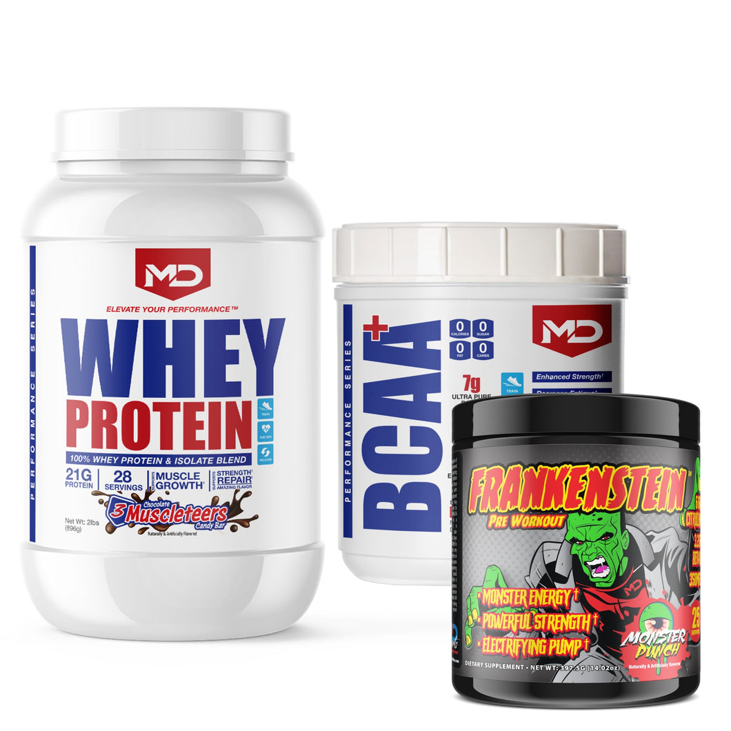 MD Workout Stack