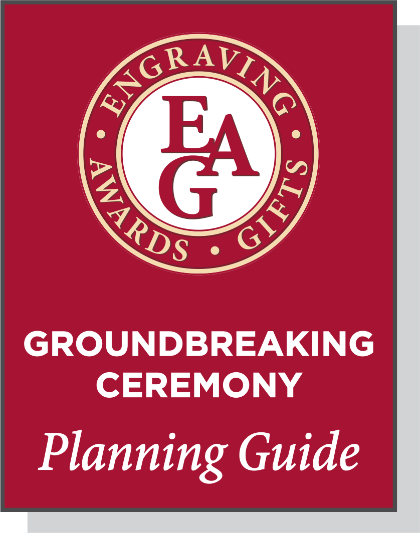 Groundbreaking Ceremony Planning Guide