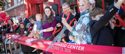 Ribbon Cuttings & Grand Openings